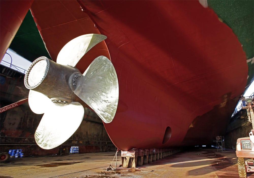 Astican Shipyard, Canary Islands